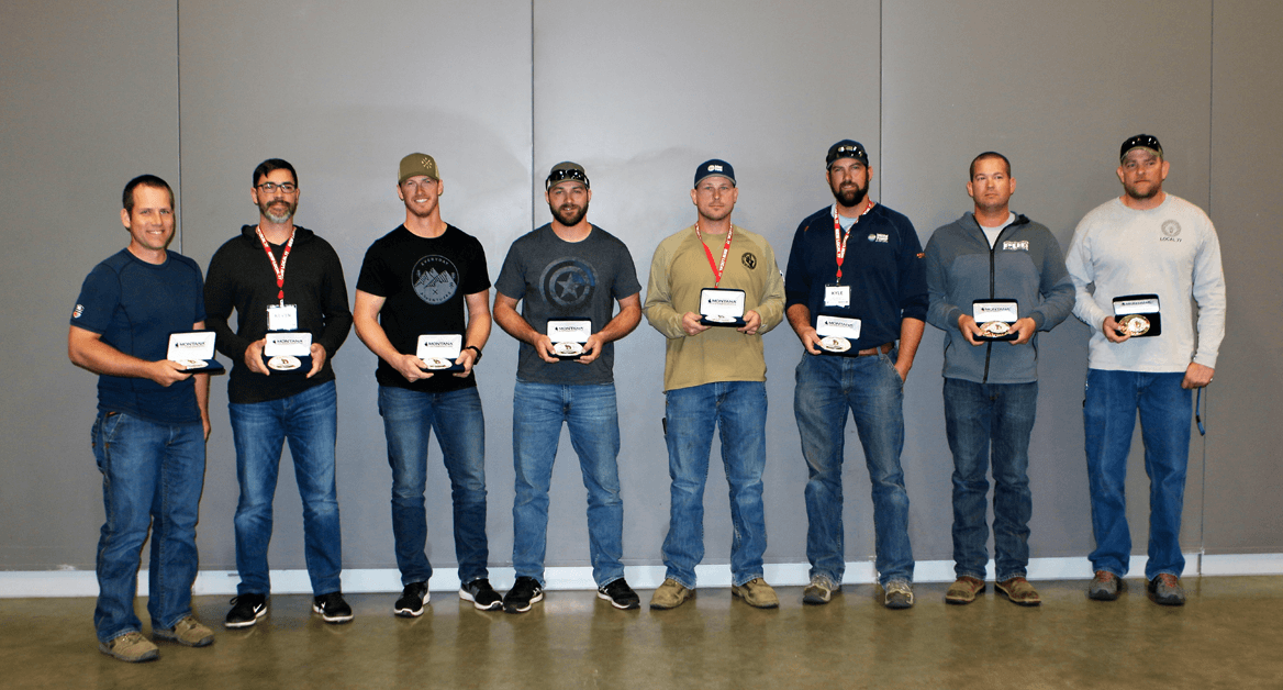 2018 Pole Top Rescue Competition Winners