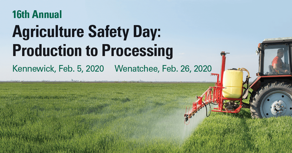 Agriculture Safety Day 2020