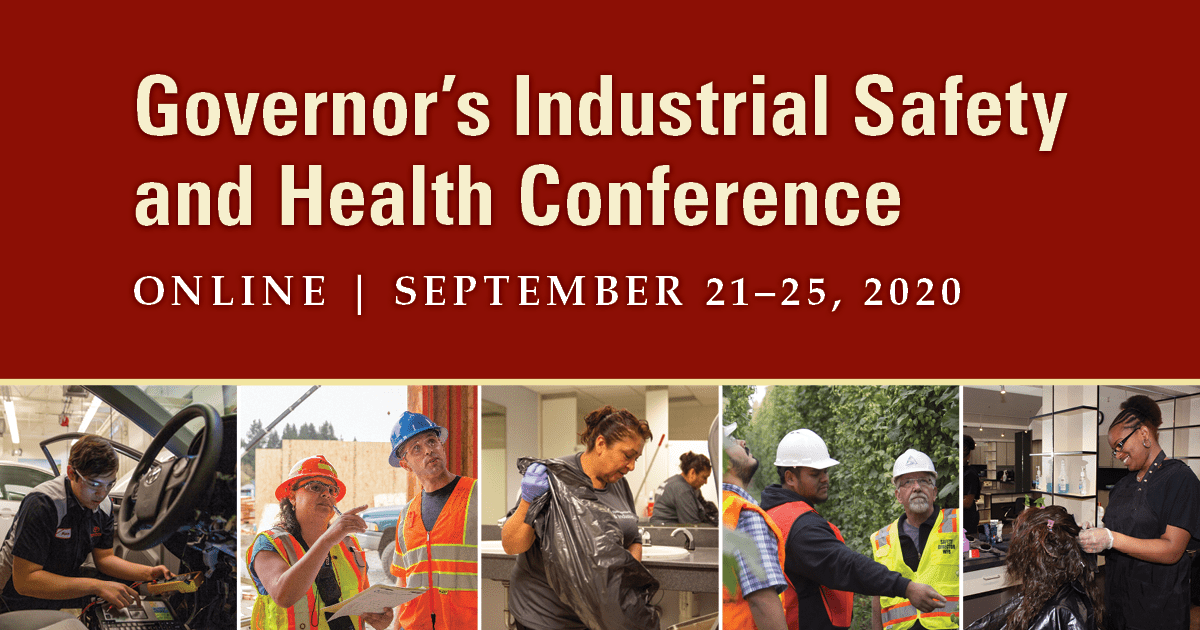 2020 Governor's Industrial Safety and Health Conference